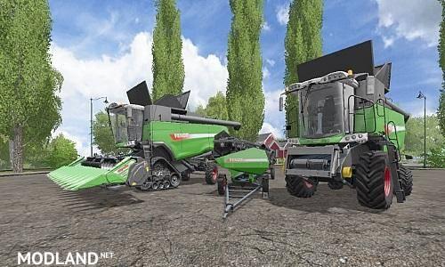 Fendt Harvester Pack MR / GB